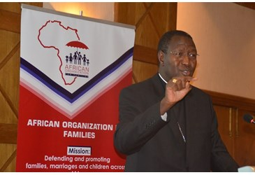 Bishop Rotich urges the use of Natural Family Planning