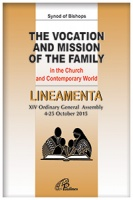 THE VOCATION AND MISSION OF THE FAMILY IN THE CHURCH AND CONTEMPORARY WOR1LD LINEAMENTA